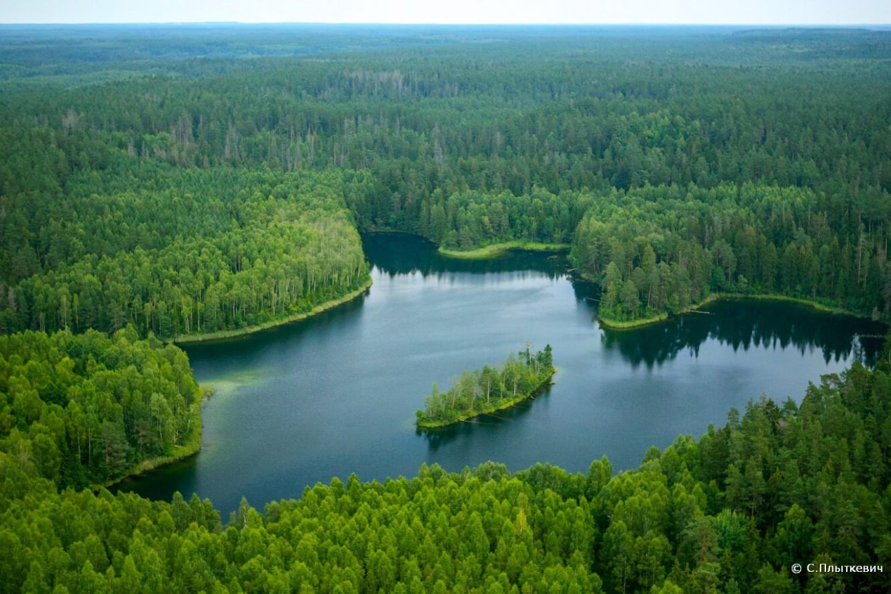 Glubelka - Озеро Глубелька