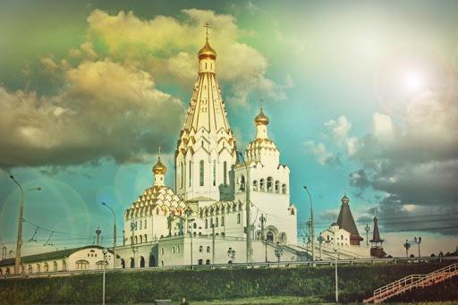 Храм-памятник, посвященный всем святым и безвинно павшим