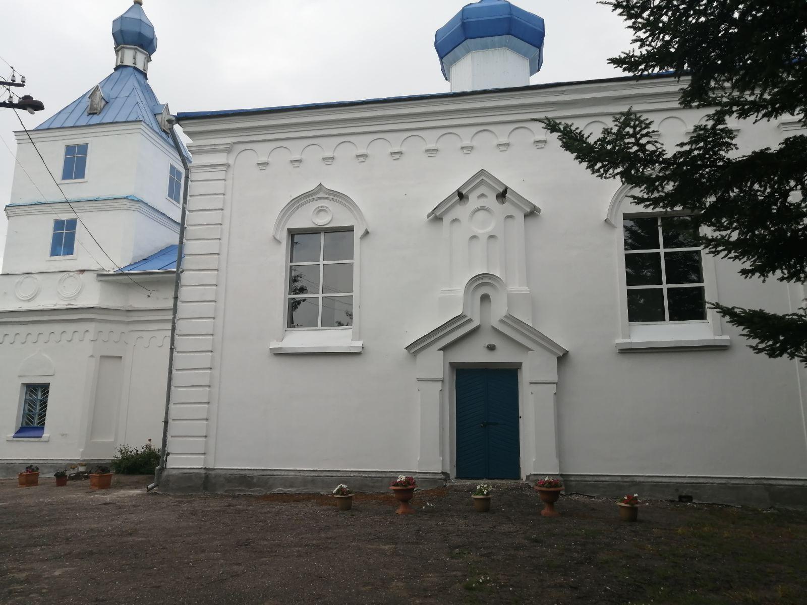 IMG 34642b1ca10a017b7da6f6d94f7ccfa1 V - Церковь Святой Параскевы Пятницы в Плисе