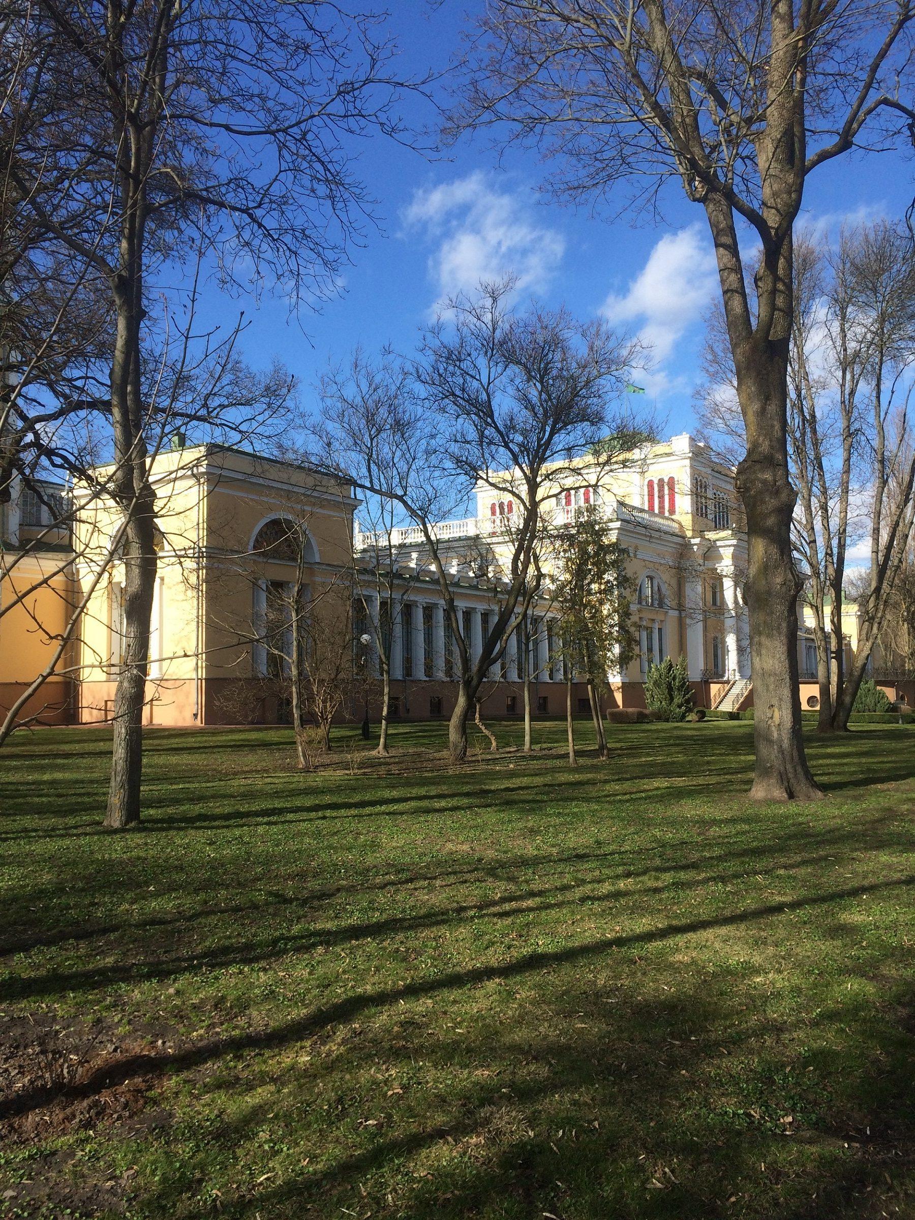 IMG 0610 16 03 20 11 10 rotated - Памятник П. О. Сухому в Гомеле