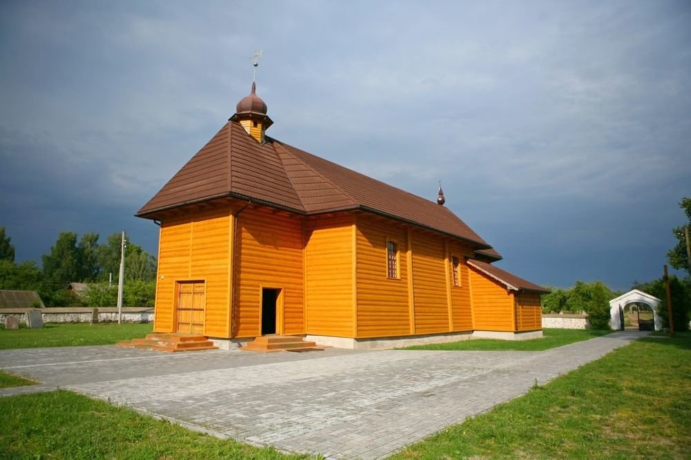KOSTEL BLAGOVESHHENIYA PRESVYATOJ - Церковь Посещения Пресвятой Девы Марии в Трокелях