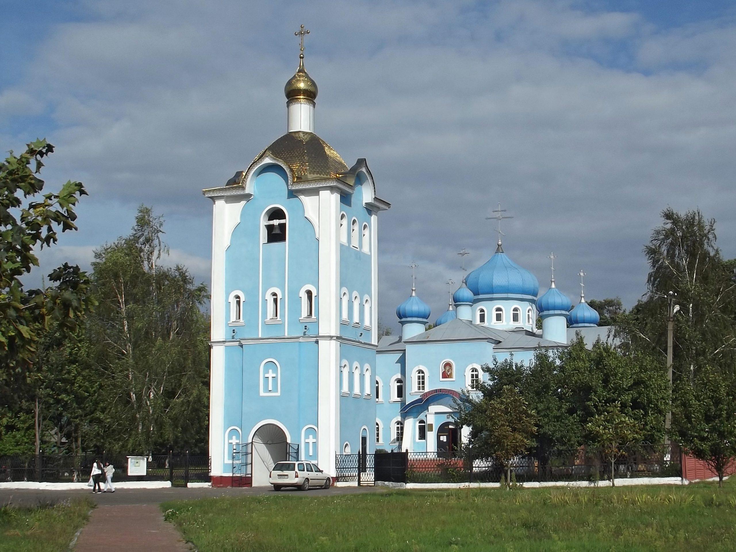 Калинковичи - Религиозные достопримечательности
