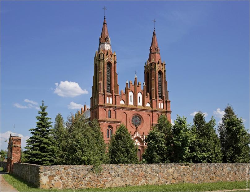 Католические религиозные памятники культуры