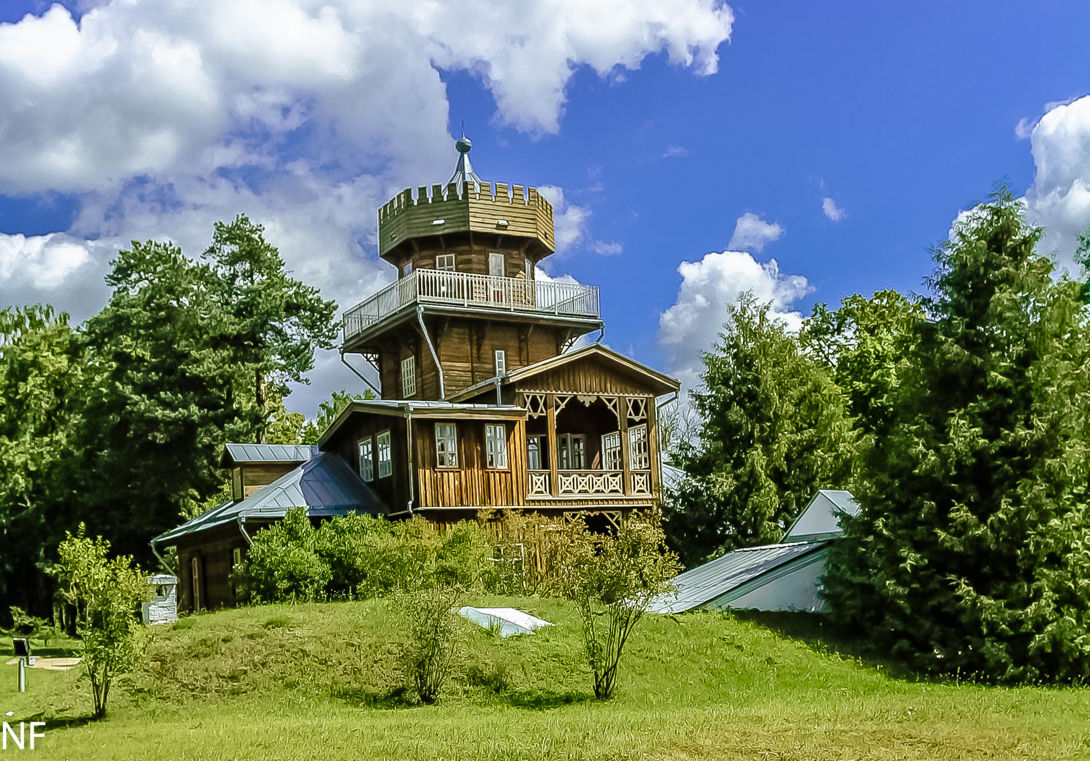 Kojtovo 2 1 - Музей-усадьба Ильи Репина «Здравнёво» в Койтово