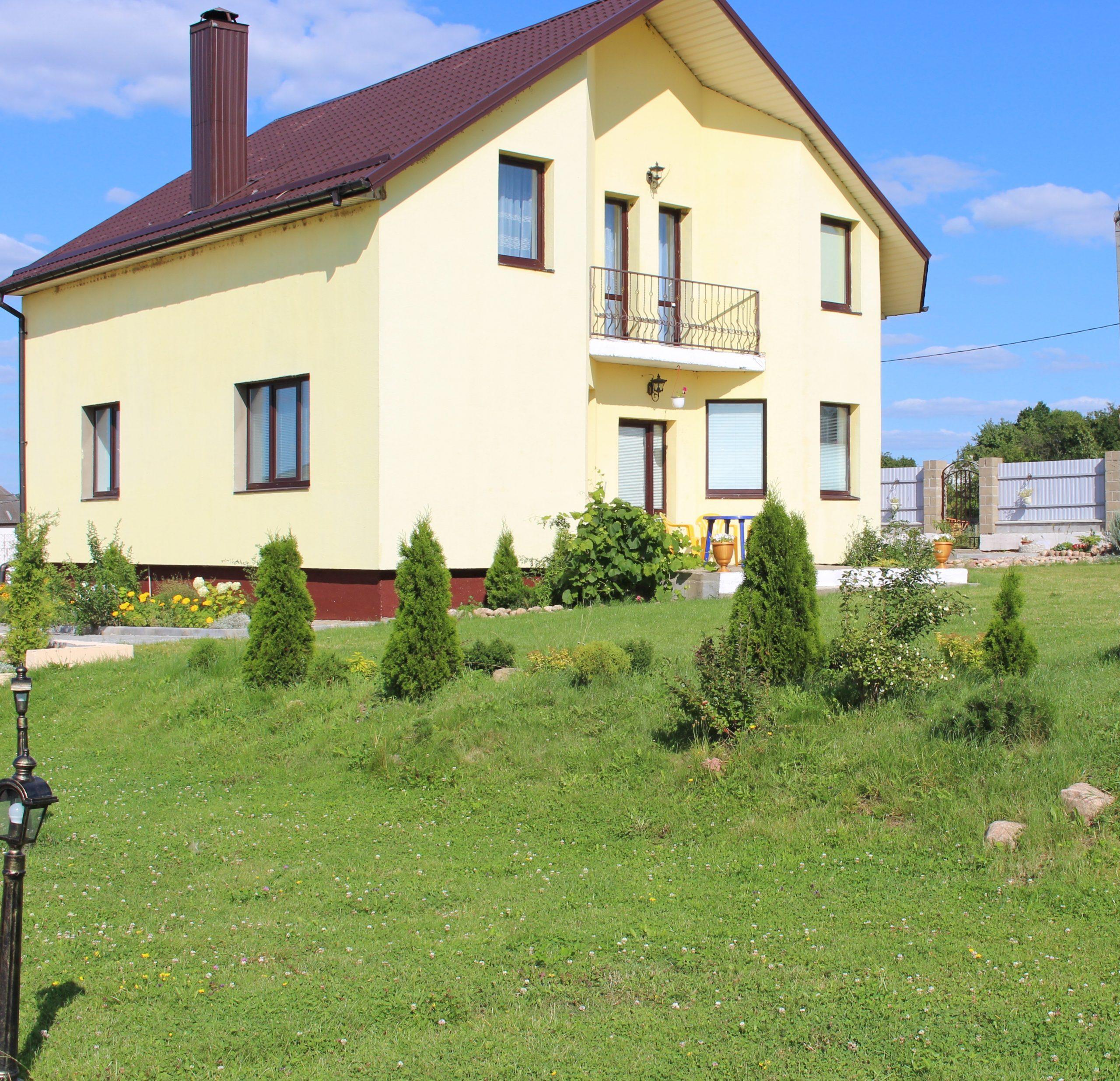 Kopiya dom obrez 027 2 scaled - Агроусадьба недалеко от Жировичского монастыря