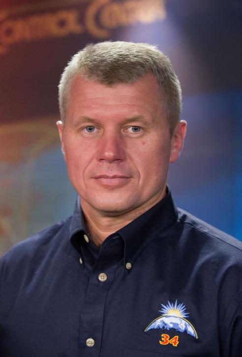 Космонавт Новицкий