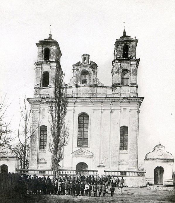 Костел Святого Винсента