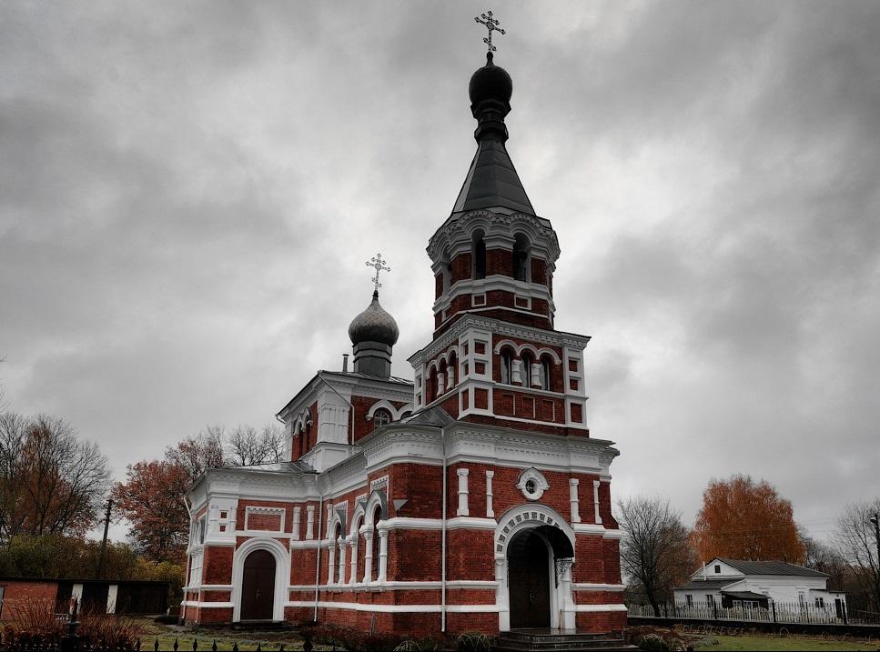 Luzhesno 2 1 1 1 - Свято-Вознесенская церковь в Лужесно