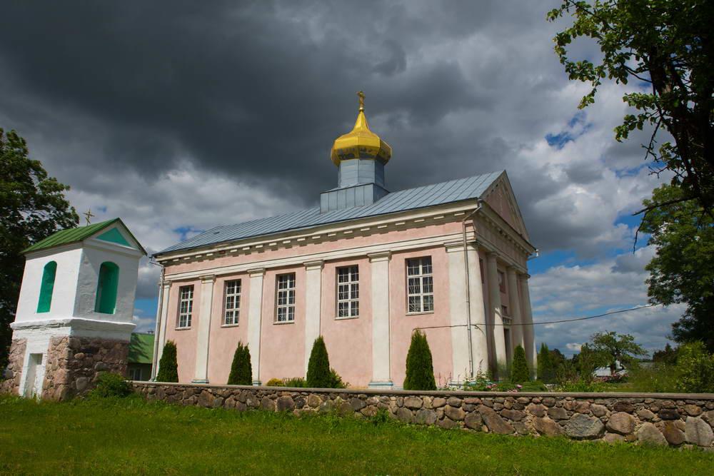 Mamai 1 - Преображенская церковь в деревне Мамаи