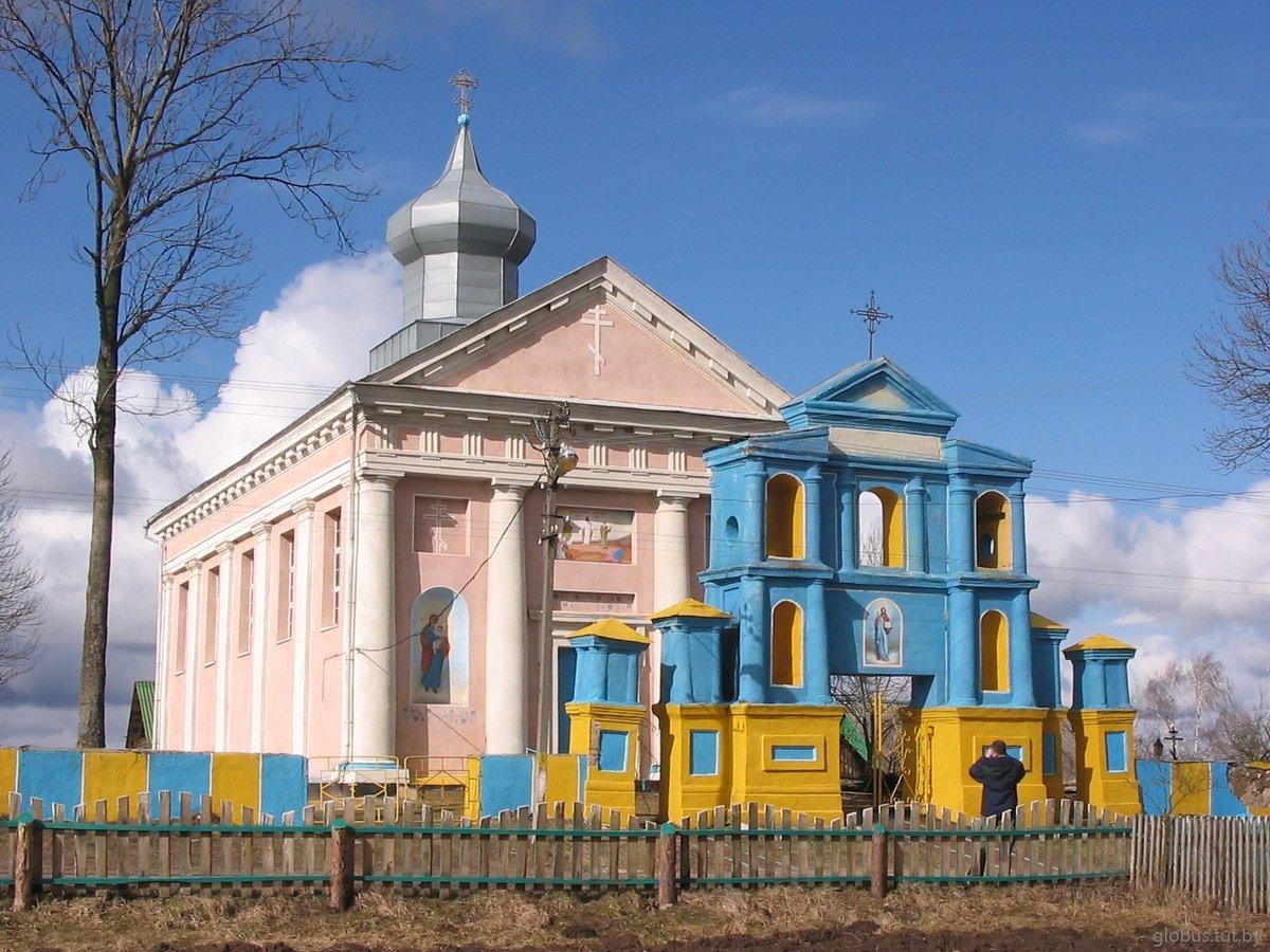 Mamai 2 1 - Преображенская церковь в деревне Мамаи