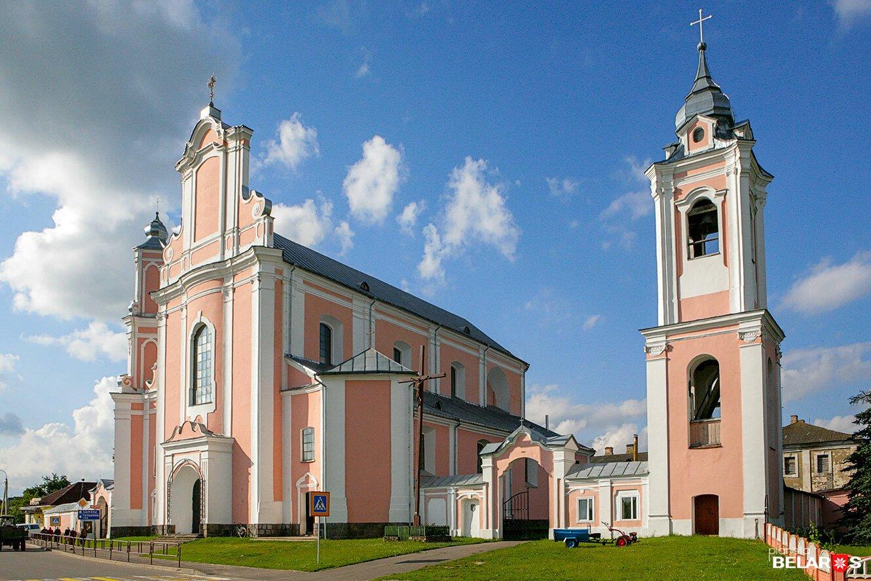 Монастырь базилиан
