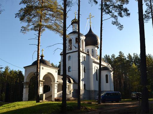 Монастыри Беларуси