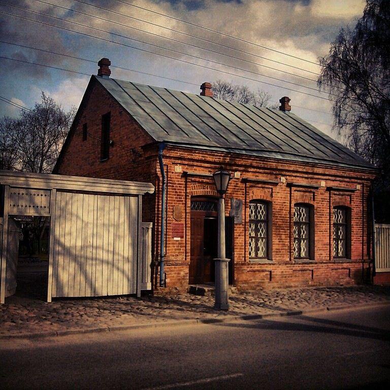Muzej Marka SHagala4 - Музей Марка Шагала в Витебске