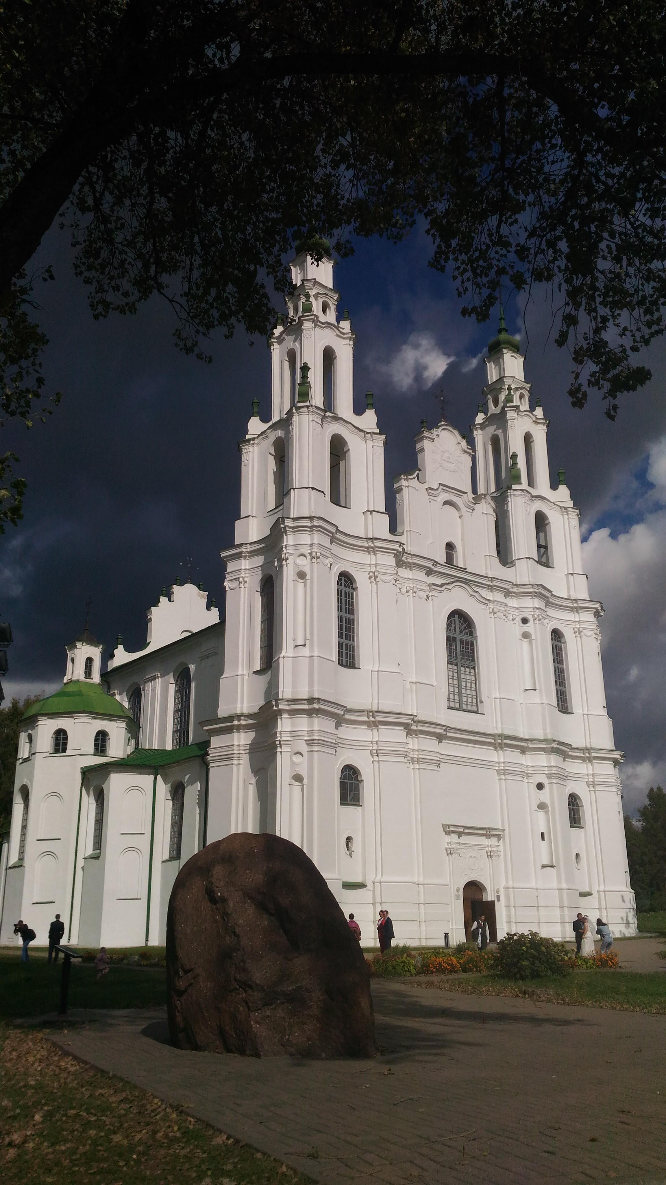 P 20190914 140015 - Софийский собор в Полоцке