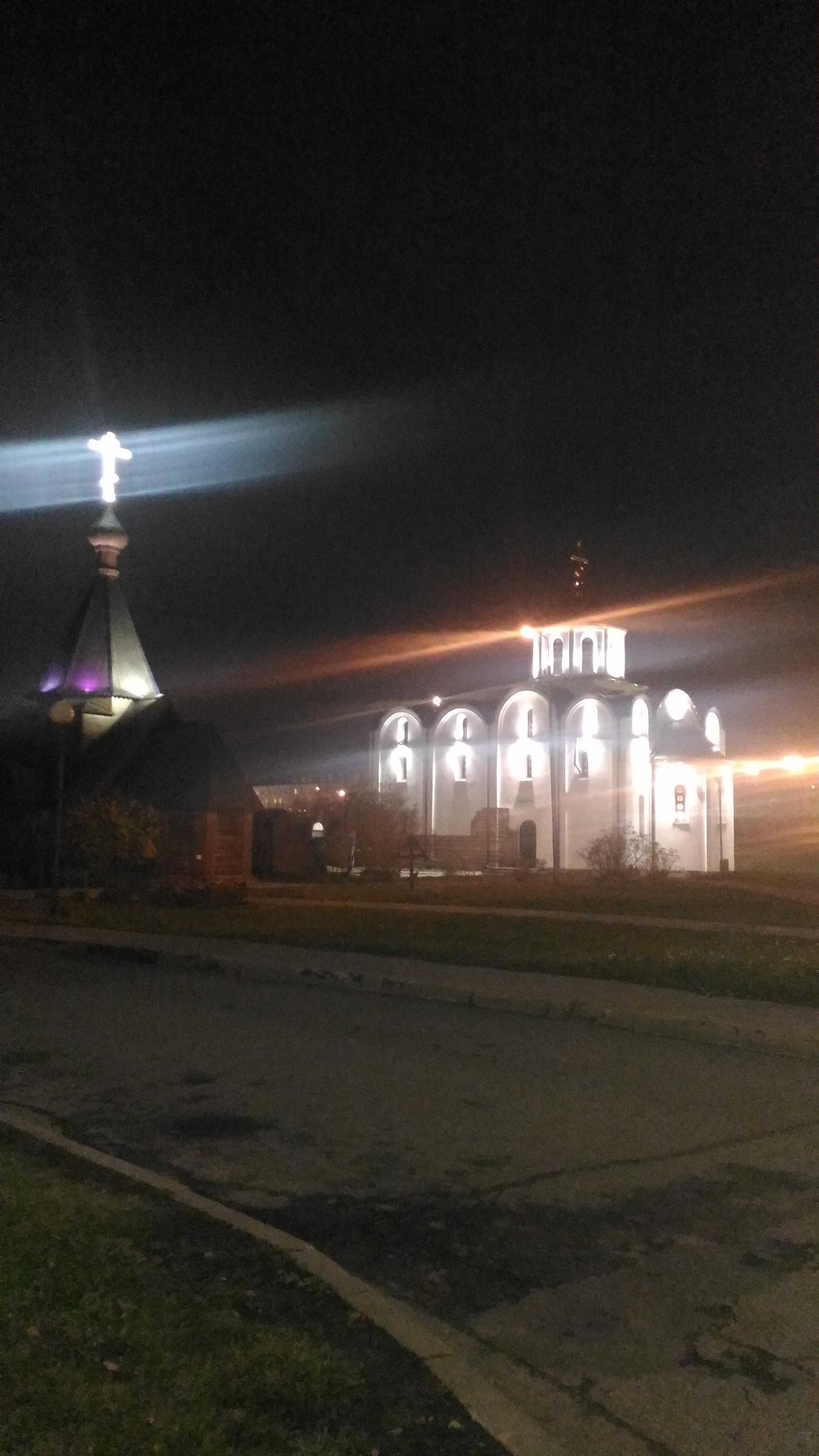 P 20191108 181412 1 - Храм Благовещения Пресвятой Богородицы в Витебске