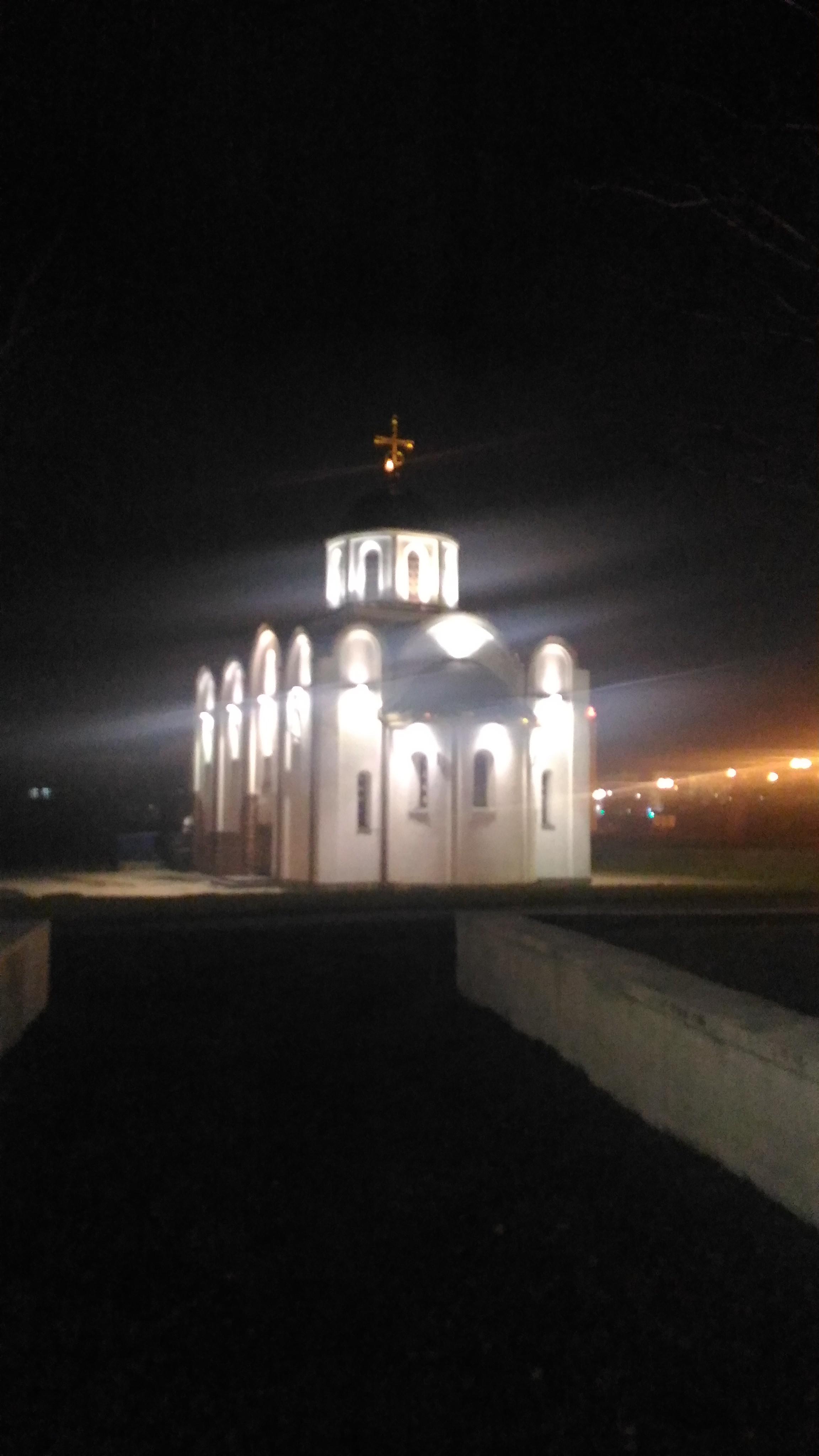 P 20191108 181507 2 - Храм Благовещения Пресвятой Богородицы в Витебске
