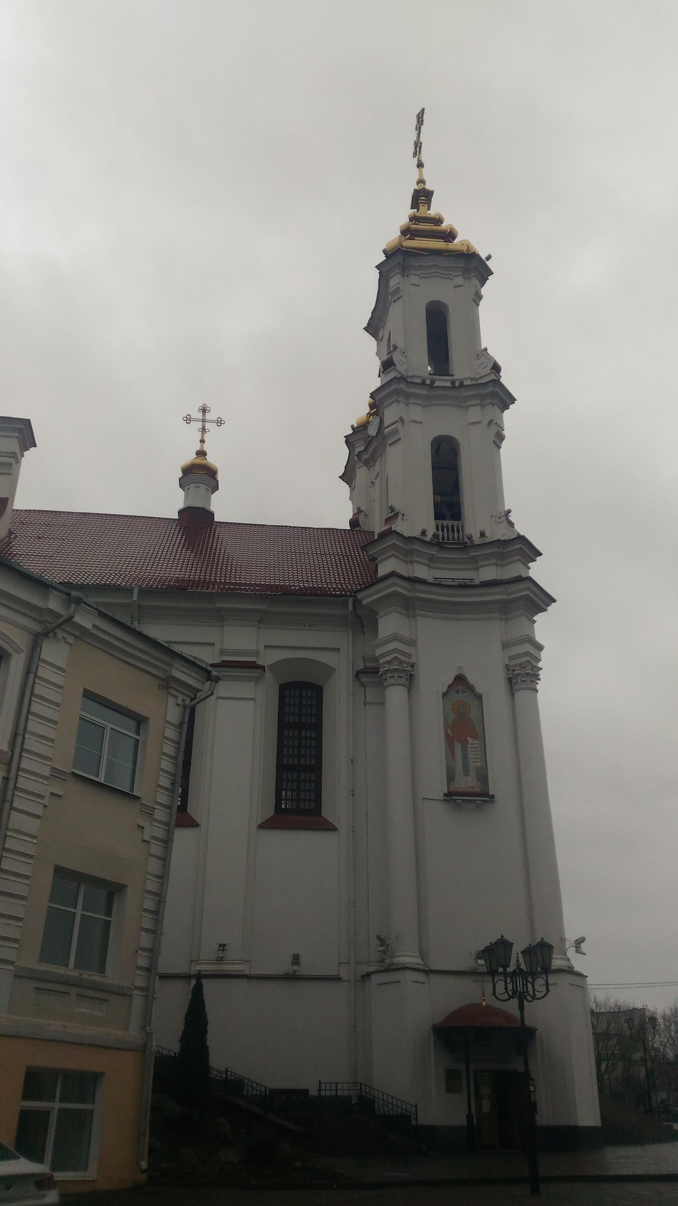 P 20191109 110354 1 - Свято-Воскресенская церковь в Витебске