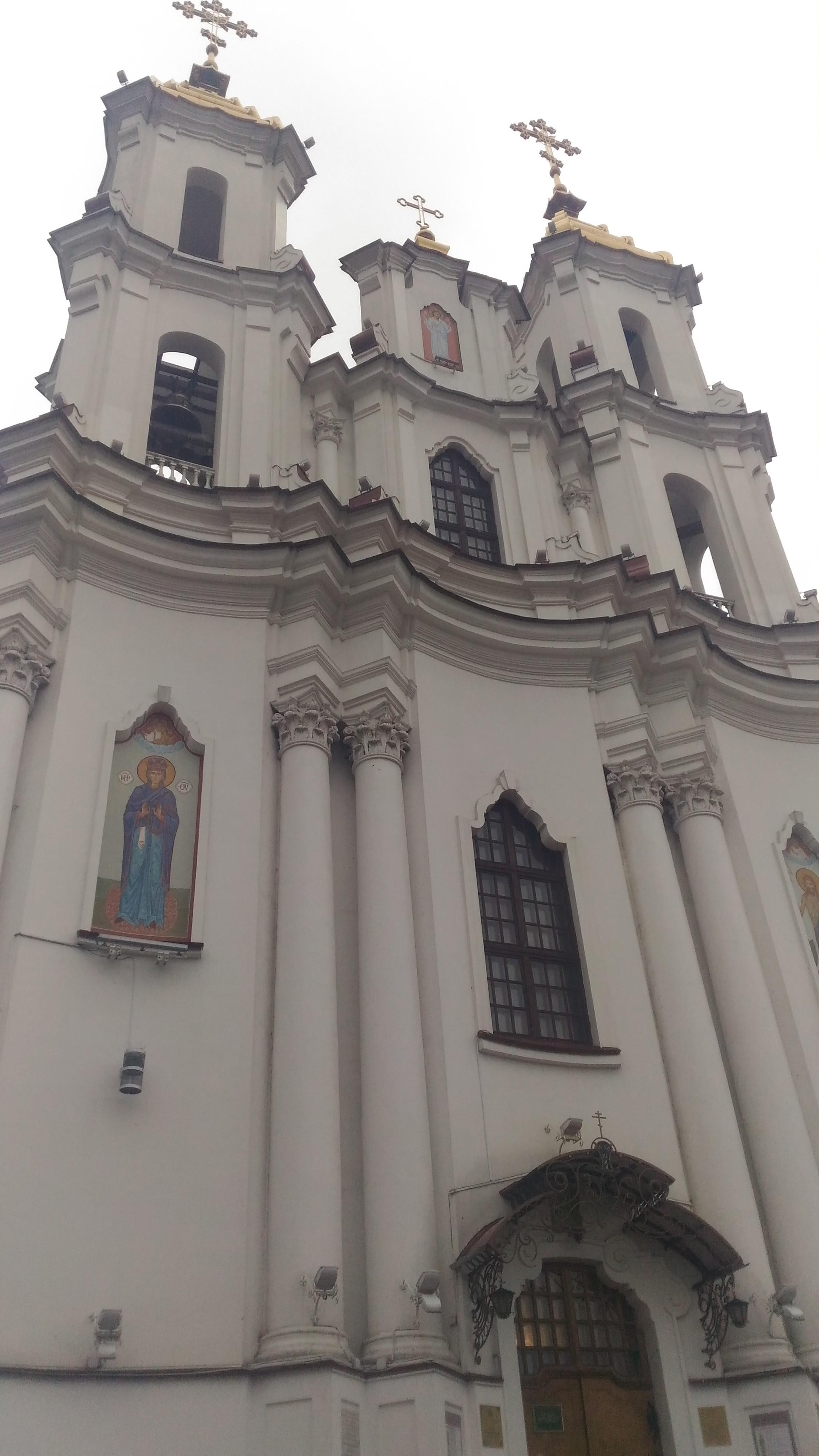 P 20191109 110440 1 - Свято-Воскресенская церковь в Витебске