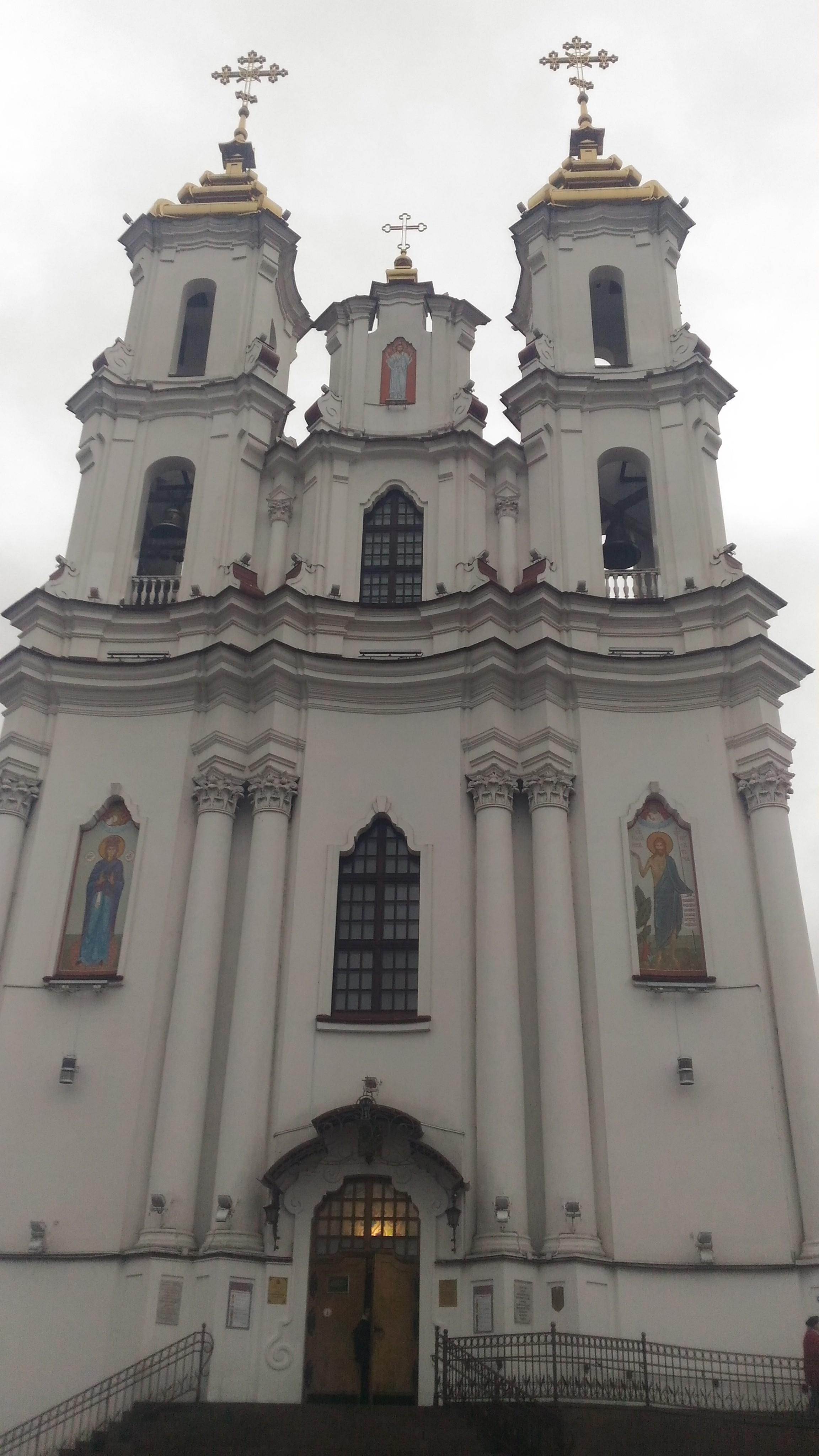 P 20191109 110500 1 - Свято-Воскресенская церковь в Витебске