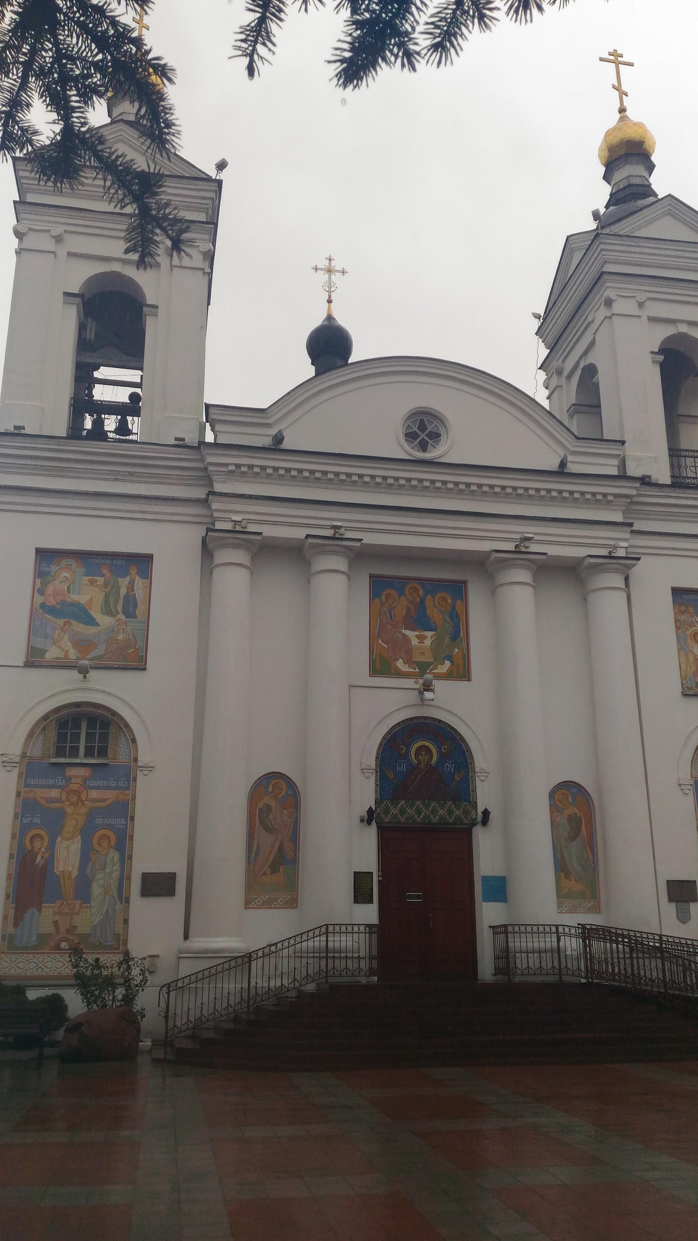 P 20191109 120531 1 - Свято-Покровский кафедральный собор в Витебске