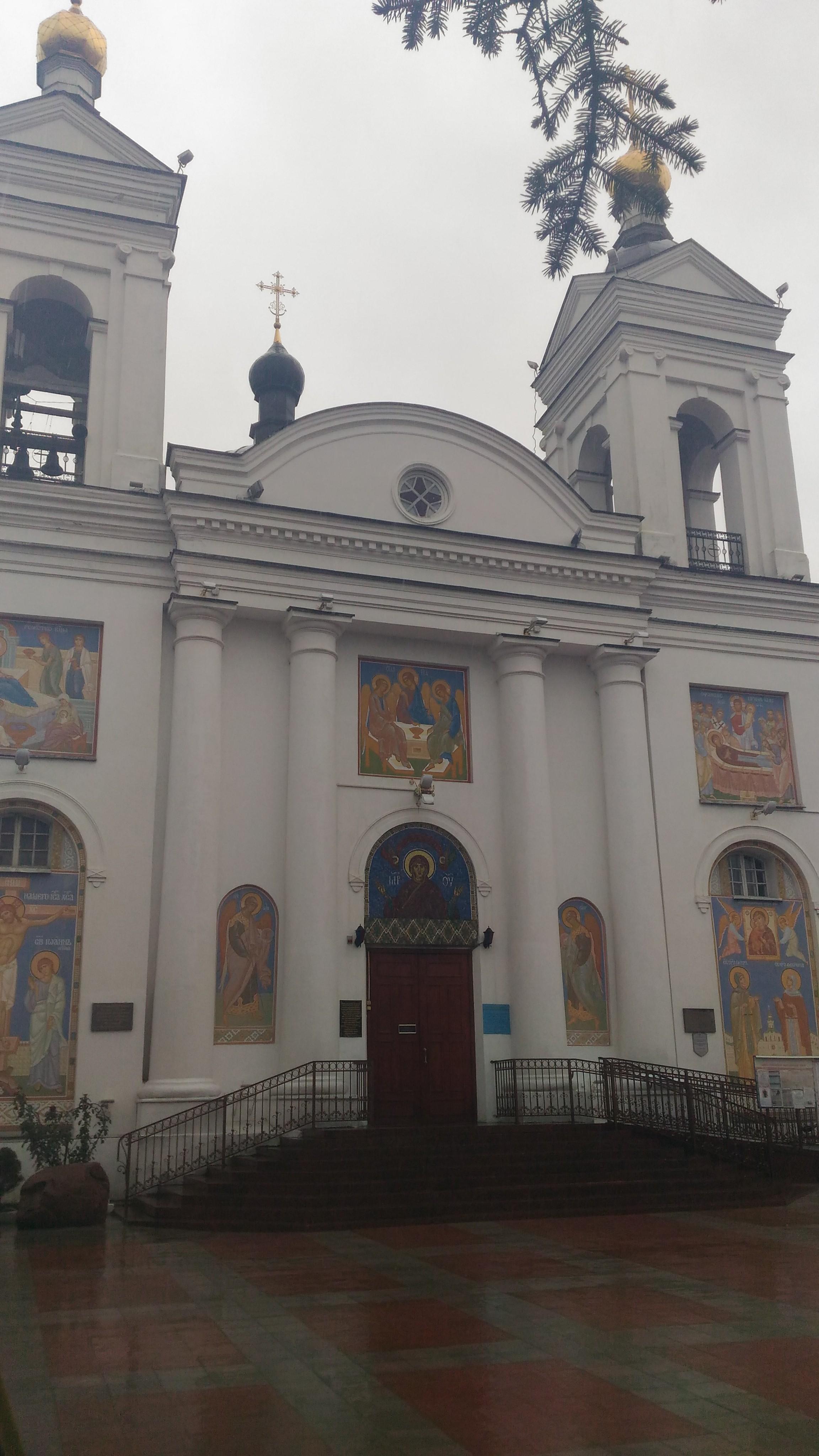 P 20191109 120540 2 - Свято-Покровский кафедральный собор в Витебске