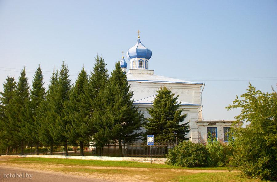 Plisa 1 - Церковь Святой Параскевы Пятницы в Плисе