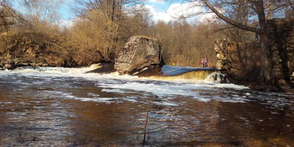 Reka Stracha 2 - Река Страча