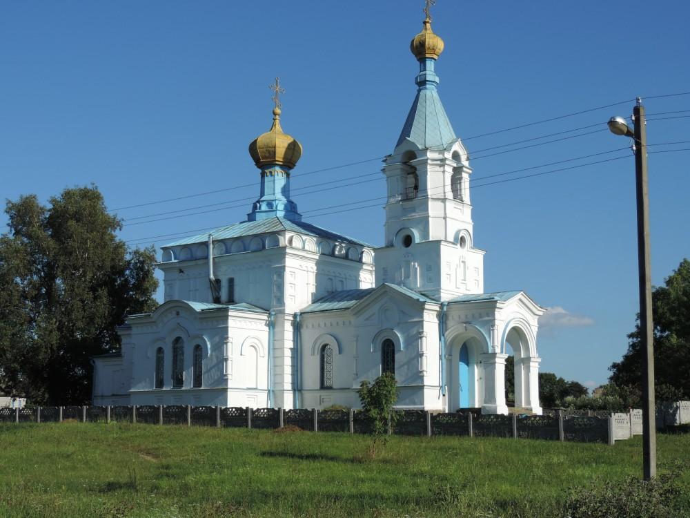 SHpakovshhina 2 1 - Спасо-Преображенская церковь в Шпаковщине