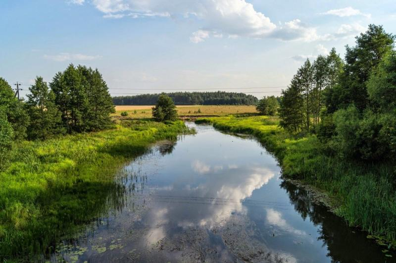 """Servech - Водный маршрут """"Река Сервечь - Вилия"""""""