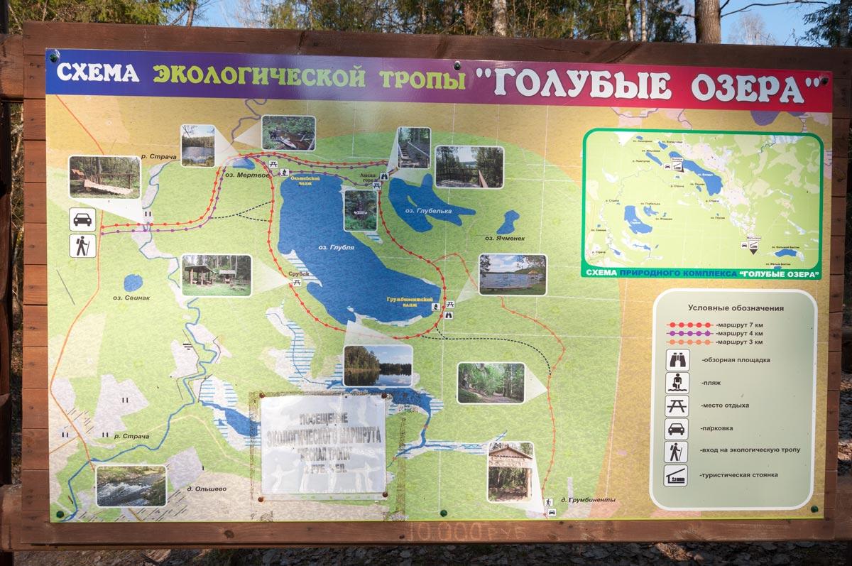 Схема Тропы