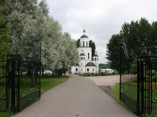 Svyato Georgievskaya tserkov 2 - Приход в честь святого великомученика Георгия Победоносца