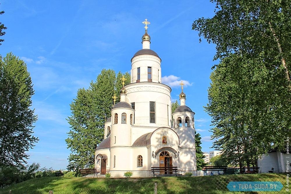 Svyato Georgievskaya tserkov 3 - Приход в честь святого великомученика Георгия Победоносца