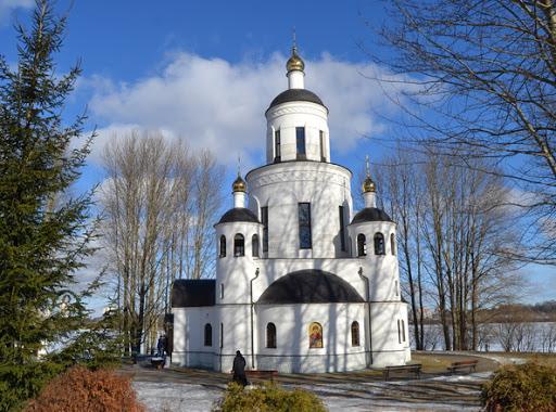 Svyato Georgievskaya tserkov - Приход в честь святого великомученика Георгия Победоносца