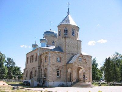 Церковь Червень