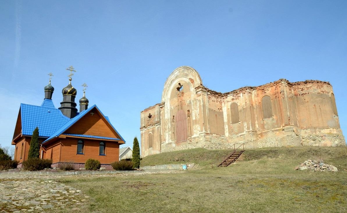 Церковь Холопеничи