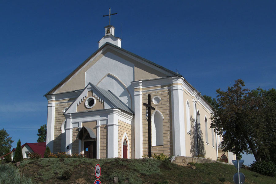 Tolochin kostel 1 - Толочин