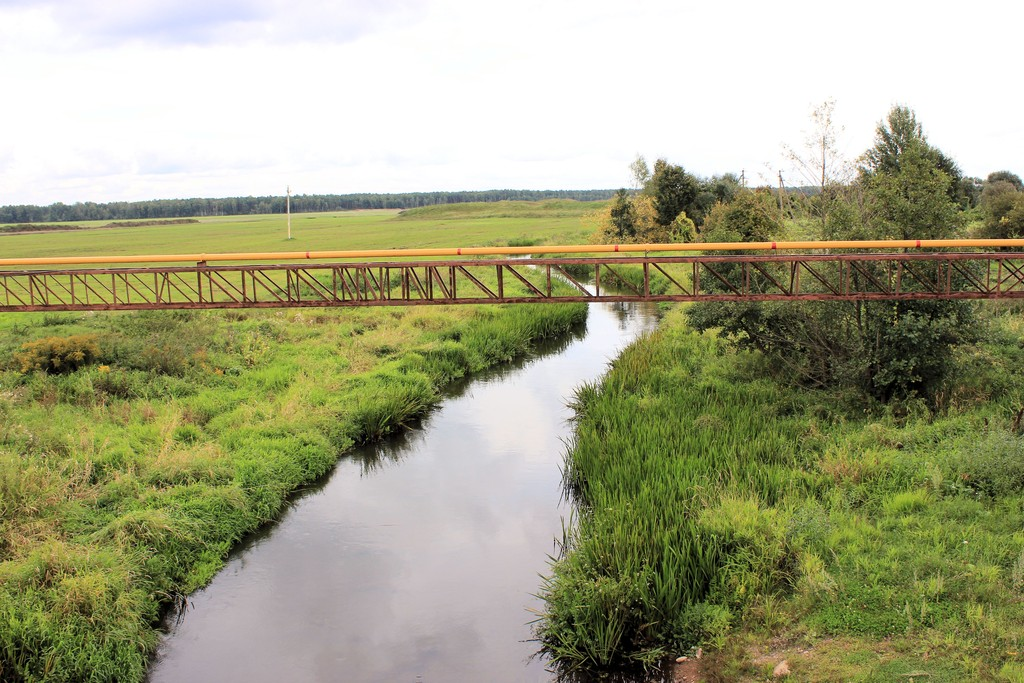 "Usha - Водный маршрут ""Река Уша-Березина"""