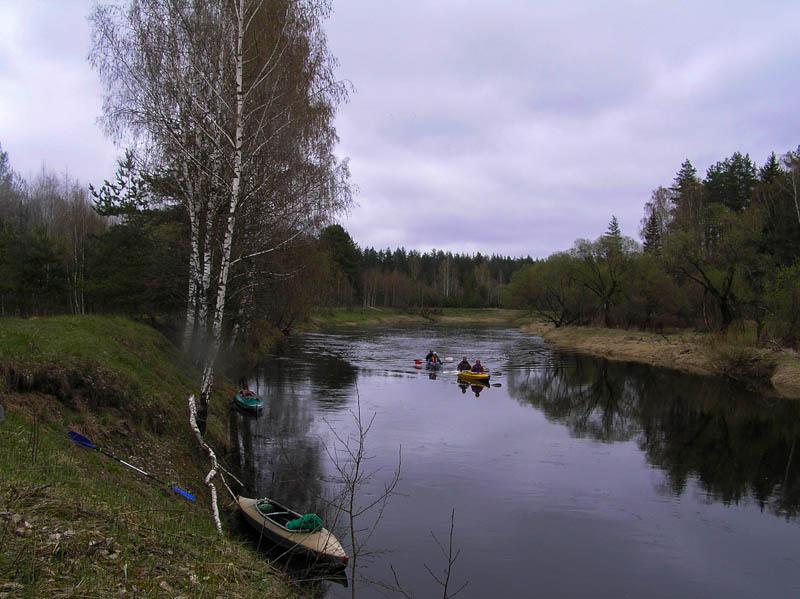 """Usvyacha - Водный маршрут """"Усвяча – Западная Двина"""""""