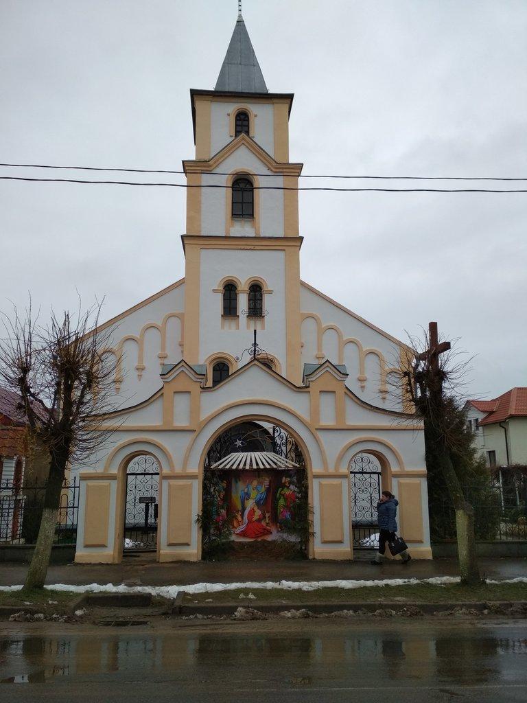 Verhnedvinsk kostel 1 - Костел Рождества Пресвятой Девы Марии в Верхнедвинске