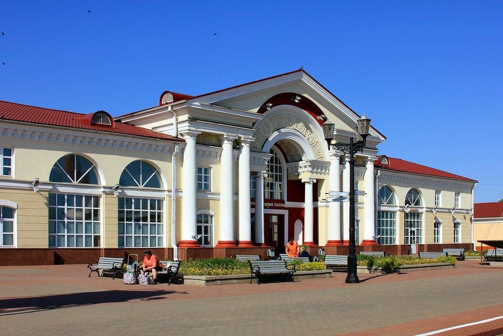 XXL - Железнодорожный вокзал Полоцка