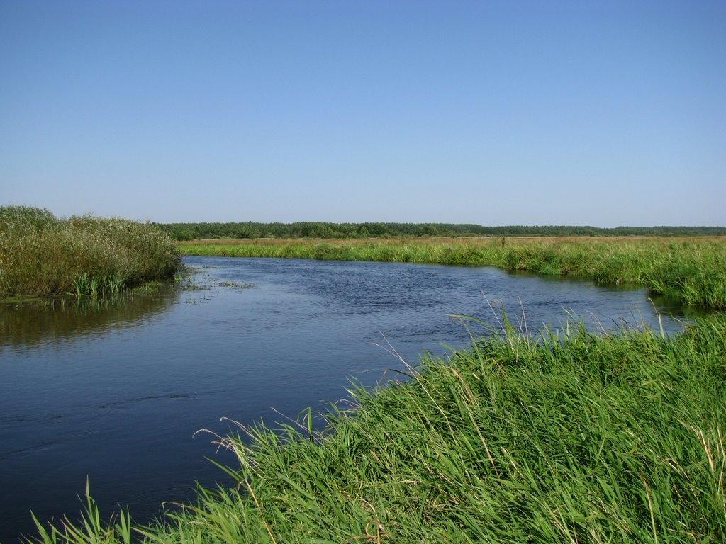 """YAselda - Водный маршрут """"Река Ясельда"""""""