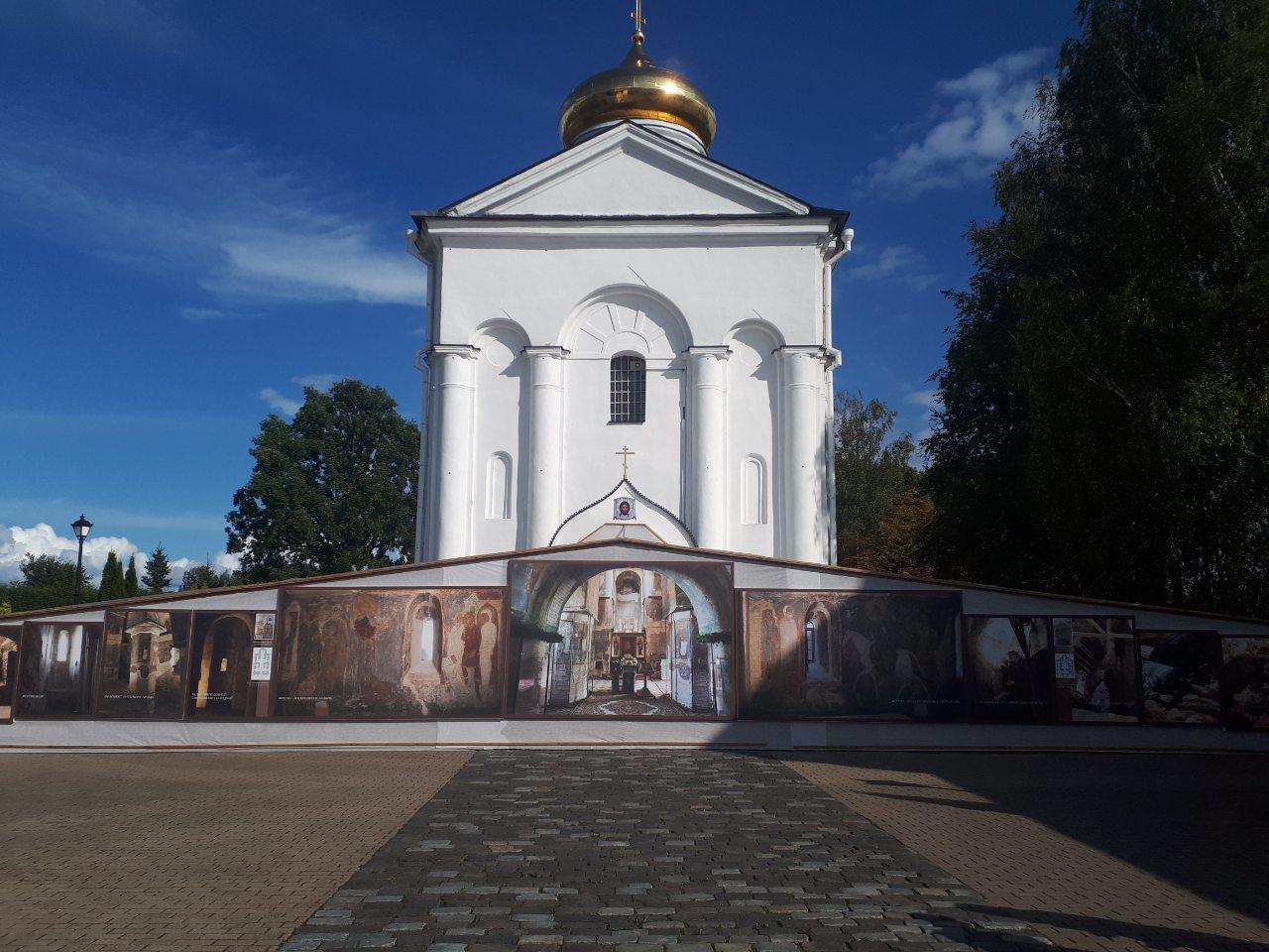 image 0 02 04 4d5dfb218cd7f7fafe667503e95d0650f5379e269d92243306b545aaa48f537b V - Спасо-Евфросиниевский монастырь в Полоцке