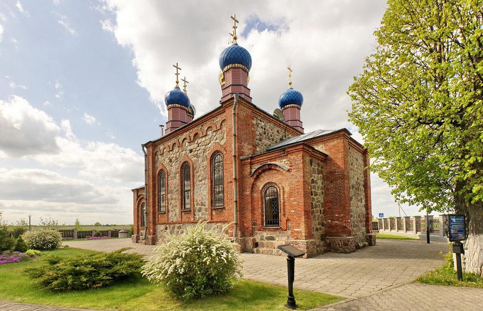 tserkov Rossony 3 e1568713449465 - Вознесенская церковь в Россонах