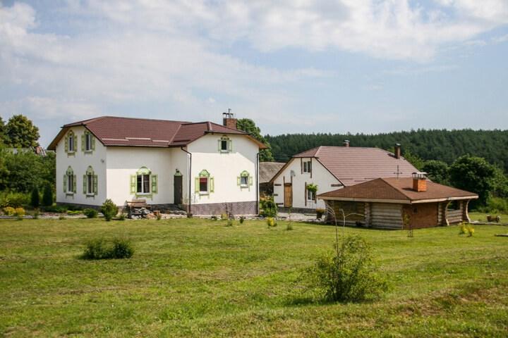 usadba slavichi 01 1 2 - Усадьба в 10 км. от Гродно 1 Гостевой дом